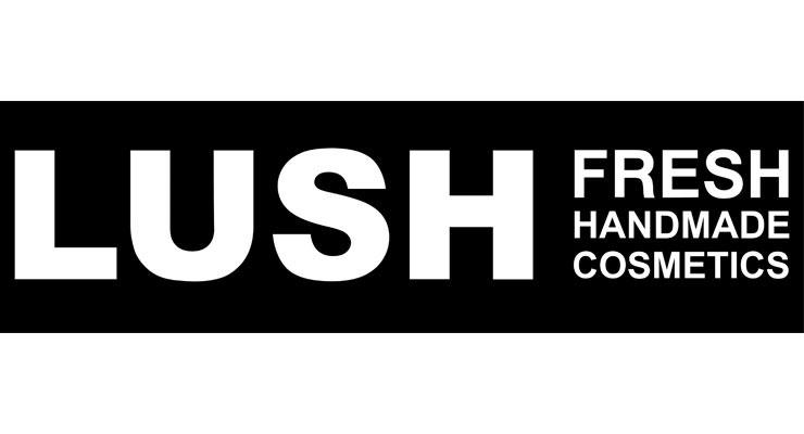 25. Lush Cosmetics