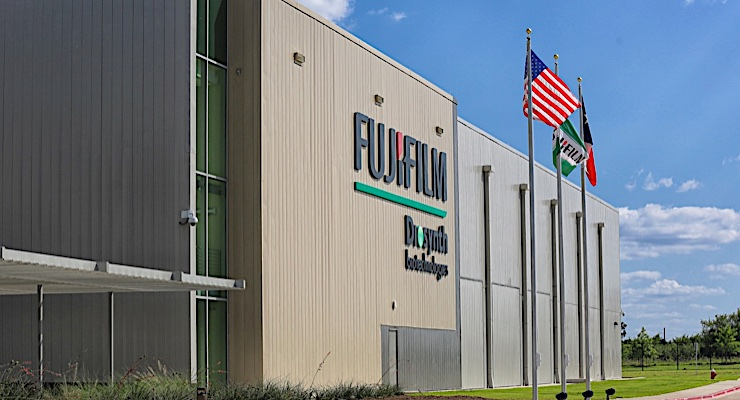 Fujifilm Diosynth to Support COVID-19 Vax Candidate