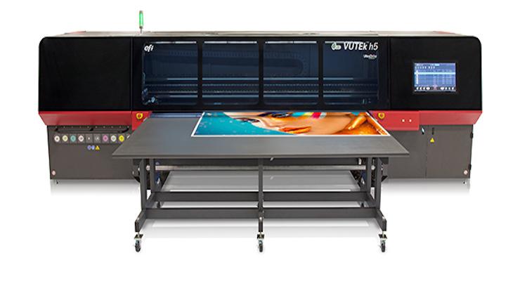 PM-TM Buys 2 EFI VUTEk h5 Printers Less than 6 Months Apart