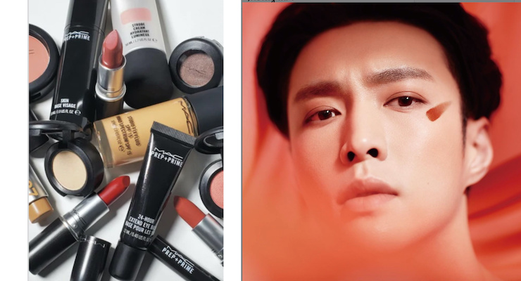 Mac Recruits New Global Ambassador