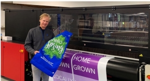 Consort Display Group Achieves High Production on Sunbrella Fabrics with Agfa's Jeti Tauro