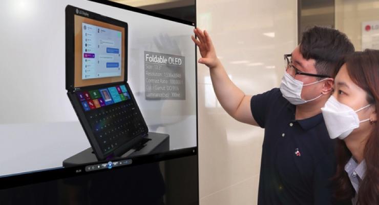 LG Display Showcasing Next-Gen OLED Displays Online at SID 2020