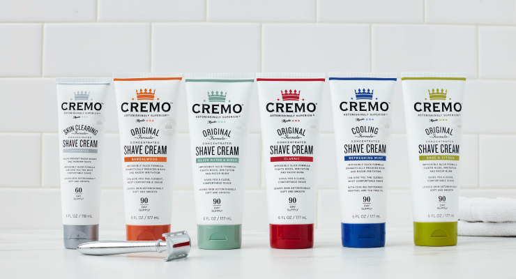 Edgewell Personal Care to Acquire Cremo