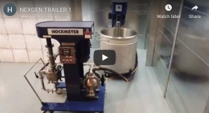 Hockmeyer is proud to present our innovative NexGen Recirculation Mill.