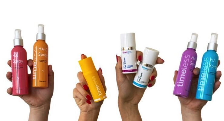 Timeless Skin Care Joins Terracycle