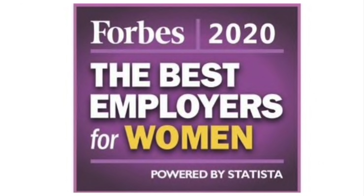 Ecolab Is a Best Employer for Women