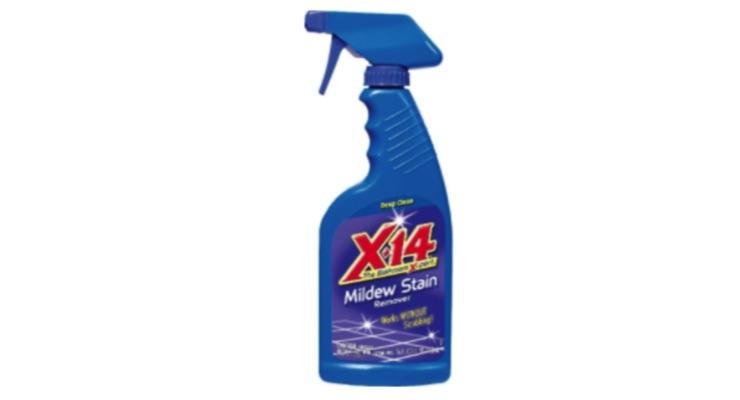 WD-40 Recalls X-14 Mildew Stain Remover