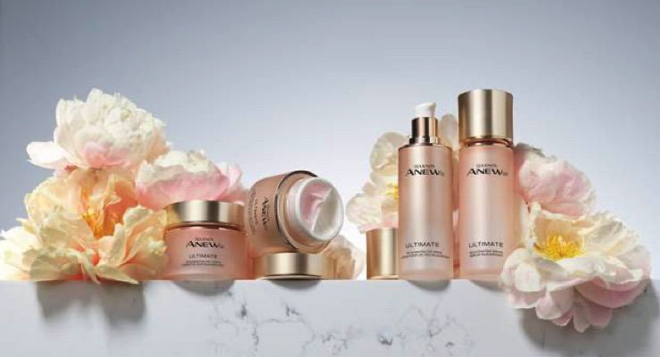 Avon Launches Peony-Based Skin Care