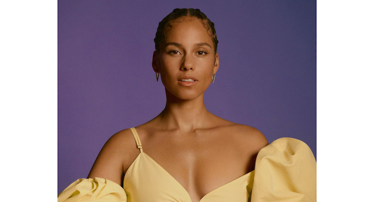 Alicia Keys To Launch New Brand with e.l.f. Beauty