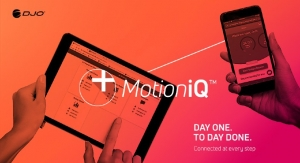 DJO Launches Motion iQ Patient Engagement Platform