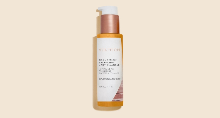 Voilition Beauty Launches Orangesicle Daily Cleanser