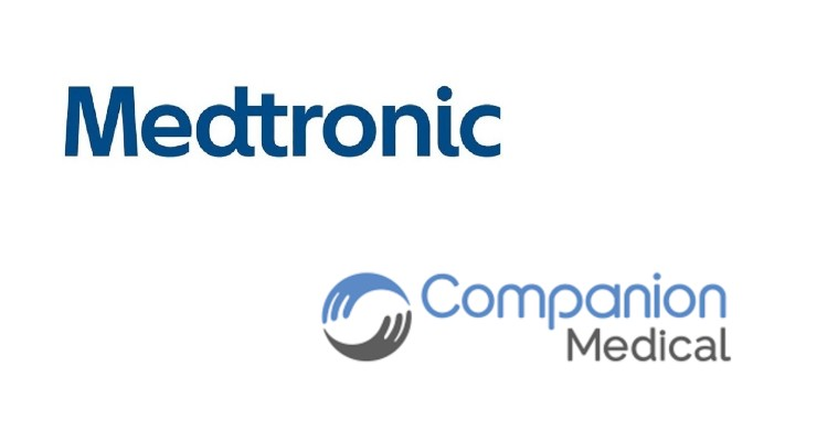 Medtronic to Buy Smart Insulin Pen Maker Companion Medical