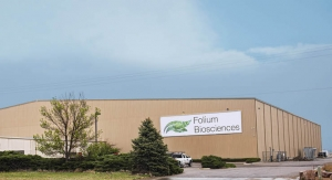 Folium Biosciences Constructs New Cannabinoid Facility in Colorado