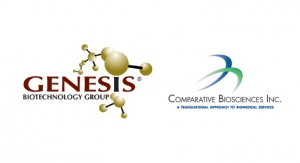 Genesis Biotechnology Acquires Comparative Biosciences