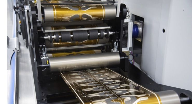 Heidelberg Makes Major Inroads in Printed Electronics