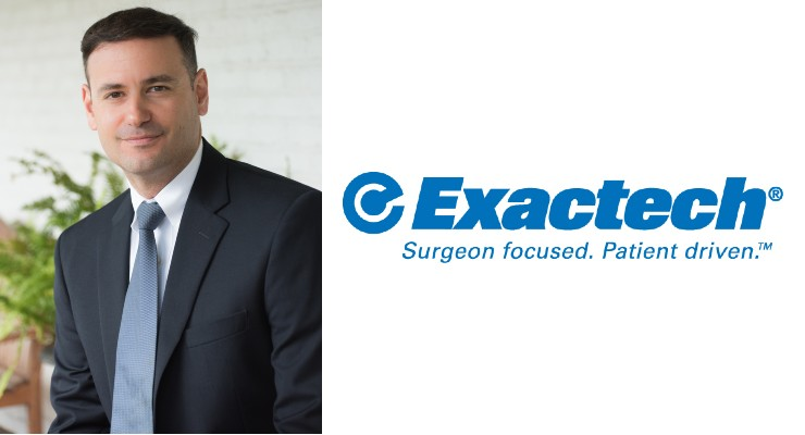 Exactech Appoints New Finance Chief
