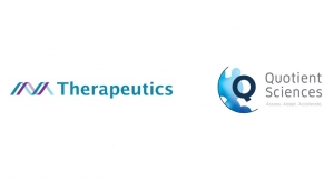 ANA Therapeutics Partners with Quotient Sciences