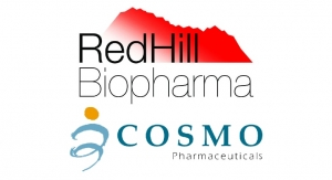 RedHill and Cosmo Pharmaceuticals Expand Strategic Partnership