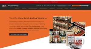 M&M Label Company announces revamped website