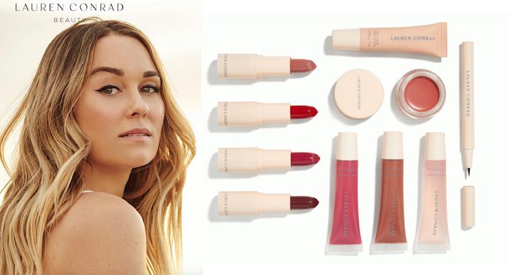 Lauren Conrad Launches Beauty Line