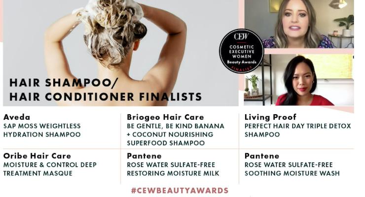 A Look at CEW's 2020 Beauty Award Finalists