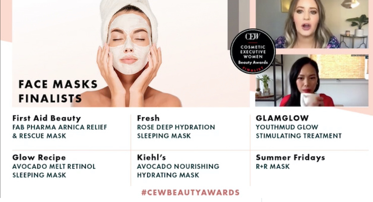 A Look at the 2020 CEW Beauty Award Finalists, Part 2