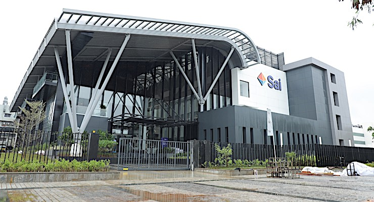 CDMO Sai Life Sciences Opens New Facility