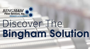 Bingham Flexo Services launches new website