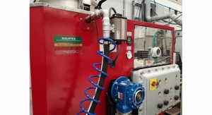 Promethean Particles Boosts Sustainability with Solvent Recovery System