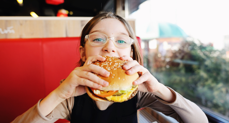 Fast Food Consumption Among Children and Adolescents Back on the Rise