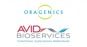 Oragenics Partners with Avid Bioservices