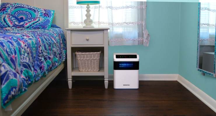 Clearing the Air: UVC Light at Home