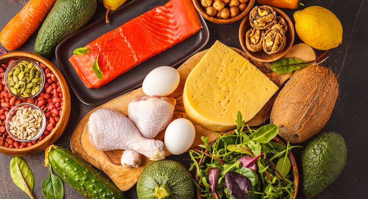 Low-Carb, High-Fat Diet Shows Benefits in Older Populations