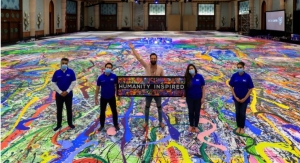 AkzoNobel Supporting Artist Sacha Jafri's World Record Attempt