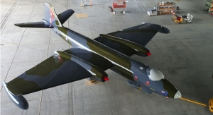 PPG Coatings Help AMDA Foundation Limited, Aviat Global Restore Canberra Bomber A84-232 Aircraft