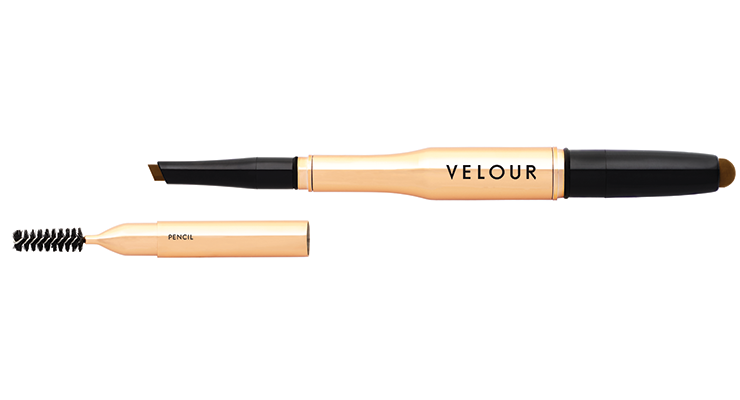 Velour Beauty's Brow Pencil Defines, Fluffs and Fills