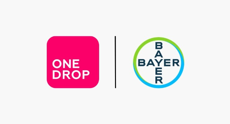 Bayer Re-Invests in Digital Health Firm One Drop