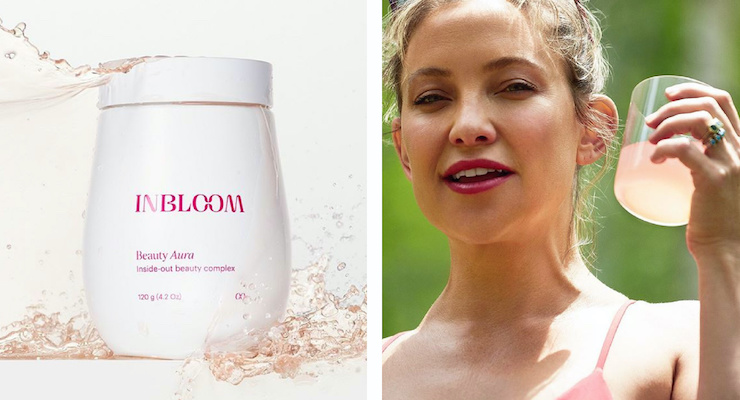 Kate Hudson Launches a Beauty Supplement Line