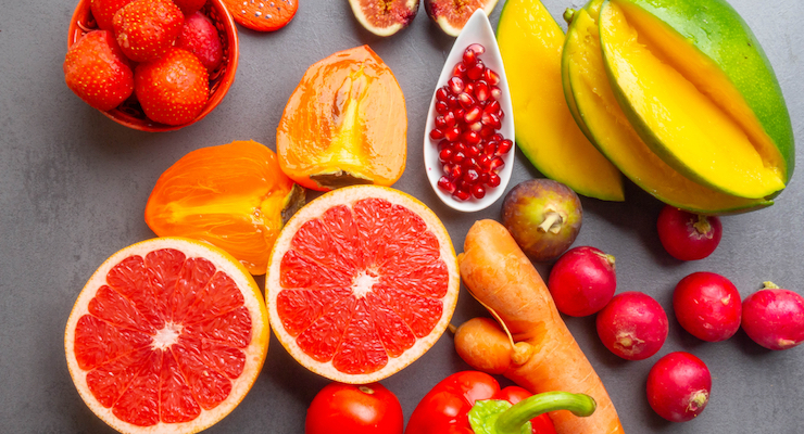 Study Links Carotenoids to Cognitive Protection