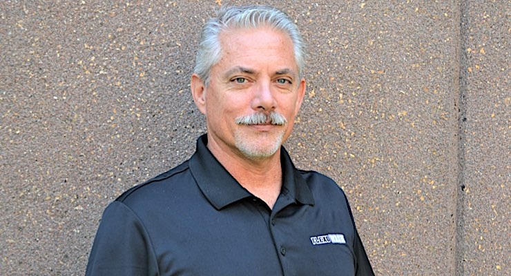 Jim Carstairs joins Flexo Wash