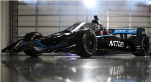 PPG Employees Earn 2020 Louis Schwitzer Award for Role in NTT INDYCAR SERIES Innovation