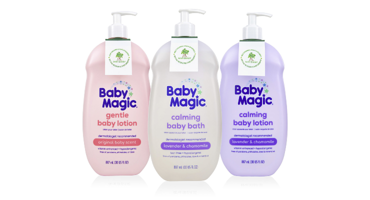 Baby Magic Supports Non-Profit for Baby Safety Month