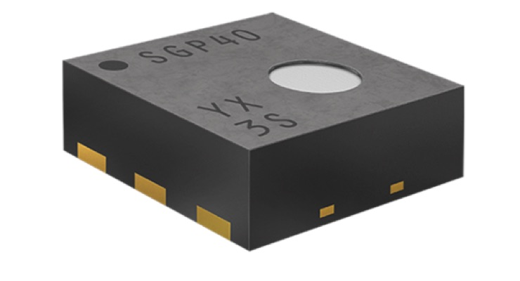 Sensirion VOC Sensor for Indoor Air Quality Applications Available Worldwide