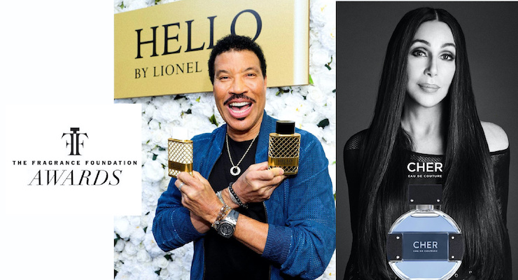 Cher & Lionel Richie Will Present Fragrance Foundation Awards This Year