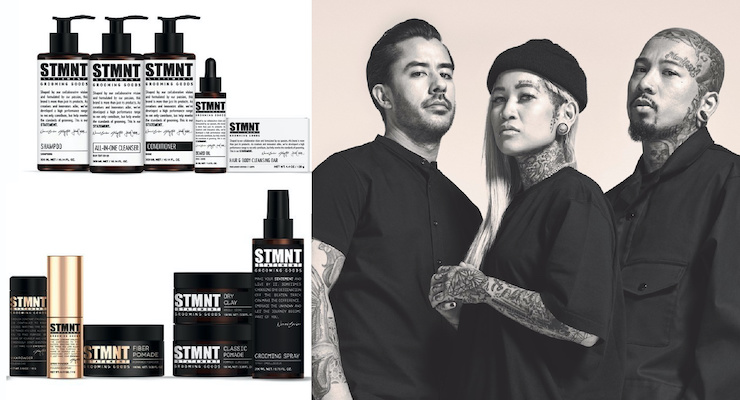 Henkel Launches New Grooming Brand, STMNT