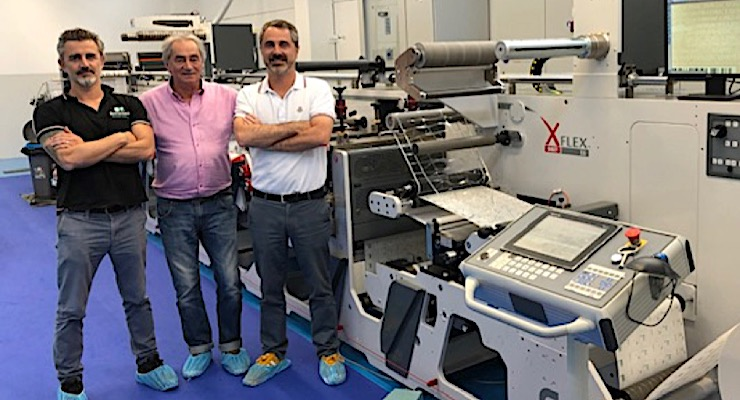 Italian converter reaffirms faith in Omet
