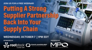Putting A Strong Supplier Partnership Back Into Your Supply Chain