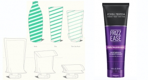 Kao Debuts Innovative Tube-Like-Pouch for John Frieda Hair Care