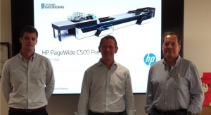 Cartonajes Santorromán Chooses HP C500 Press