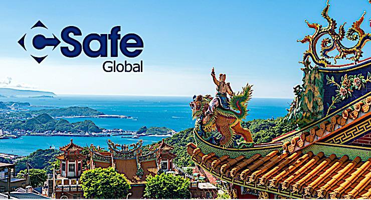 CSafe Global Further Expands into Asia